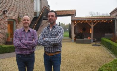 """Dimitrie en Filip openen B&B Gavershof: """"Coronaproof adresje om even de zorgen en stress te vergeten"""""""