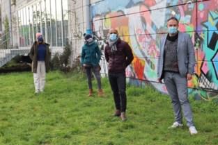 Jongeren beslissen zelf over invulling zones op Transit M