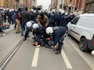 Amokmakers komen opnieuw op straat in Anderlecht, tientallen arrestaties