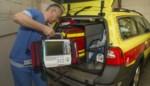 28-jarige man hersendood verklaard na val van dak