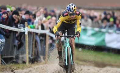 """Wout van Aert heeft z'n outfit voor zijn comeback in de cross al gekozen: """"Wedstrijdklaar"""""""