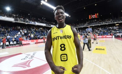 Jae'Sean Tate (ex-Telenet Giants Antwerp) trekt naar NBA-club Houston Rockets