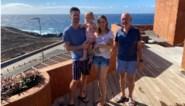 """Lummens gezin mag vliegtuig naar Tenerife niet op: """"Negatieve test voor baby nodig"""""""
