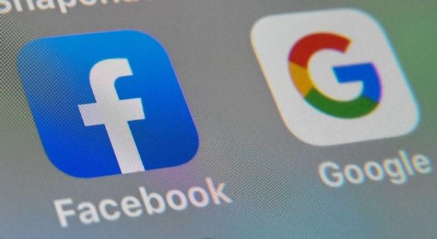 Google en Facebook halen honderden miljoenen euro uit Belgische online advertentiemarkt