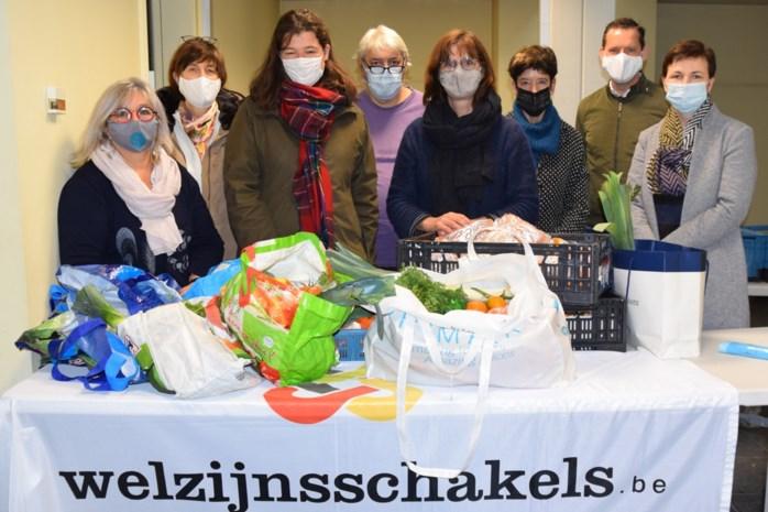 """Oud-vredegerecht krijgt sociale bestemming met voedselbedeling: """"In één week tijd kwamen zes nieuwe gezinnen met honger aankloppen"""""""