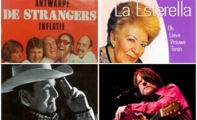 Zingen De Strangers het ultieme Antwerpse volkslied? Of toch Bobbejaan, La Esterella of Katastroof?