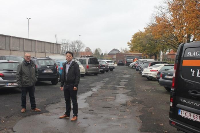 Meer groen houdt langparkeerders straks weg op nieuwe parking sportcentrum