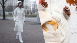 Winters in wit zoals Beth Harmon in 'The Queen's Gambit'