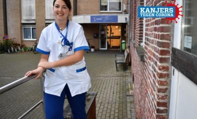 """Marlies tijdelijk van ziekenhuis naar woon-zorgcentrum: """"Ik doe het alle twee graag"""""""