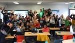 Vijfde en zesde leerjaar van KA Zottegem zijn 'Vijfsterrenklassen'