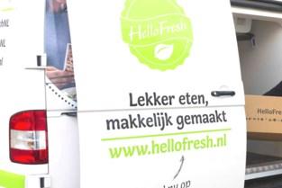 Hello Fresh-bezorger sluit zichzelf op in koelwagen in Ellikom