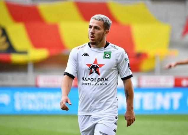 Kylian Hazard zet zichzelf buitenspel bij Cercle Brugge door losse houding en zit weer niet in de selectie