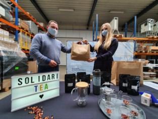 Solidaritea is cadeautje met hart voor Limburg