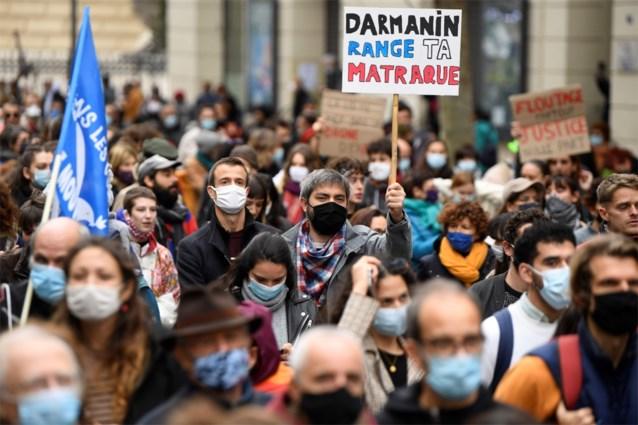 Duizenden protesteren in Frankrijk tegen omstreden wetswijziging en politiegeweld