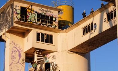 Graffitifans nemen afscheid van betoncentrale: hét graffitiparadijs van Gent verdwijnt deze week