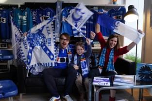 Buffalo's rekenen op hun thuisleger: stuur uw supportersfoto naar De Gentenaar