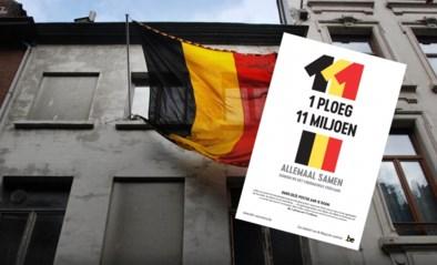 """Tricolore campagne van federale regering valt niet bij iedereen in goede aarde: """"Nog liever corona dan Belgische driekleur aan mijn raam"""""""