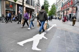 Antwerpen bekijkt extra maatregelen voor heropening winkels
