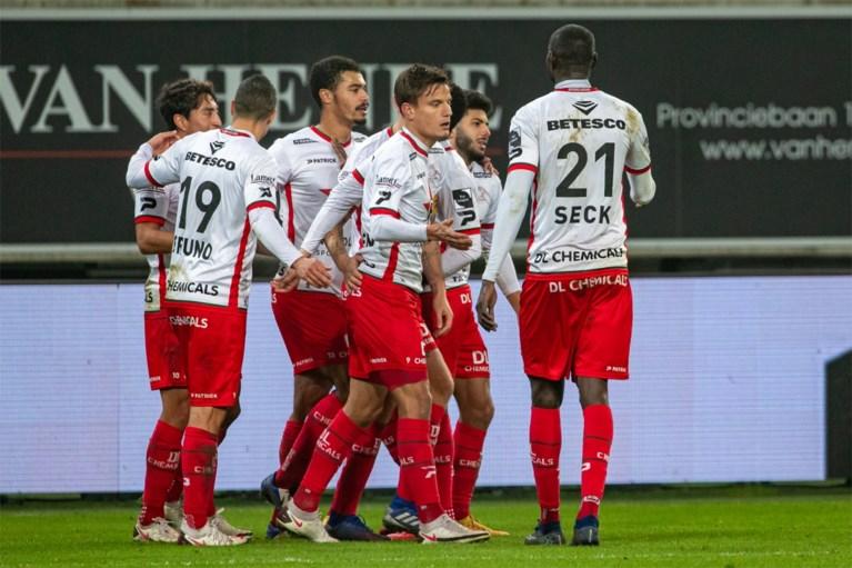 Nieuwe ontgoocheling voor AA Gent: Buffalo's tegen Zulte Waregem vierde keer onderuit in eigen huis