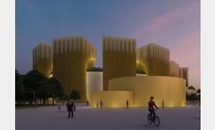 Drie Antwerpse studentes ontwerpen nieuw nationaal voetbalstadion