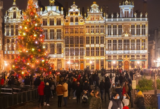 Politie moet tussenbeide komen in Brussel
