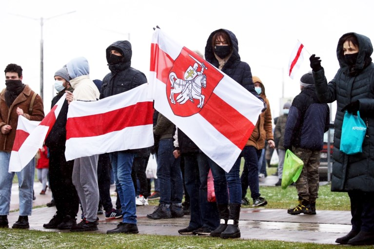 Meer dan 200 arrestaties bij nieuwe protesten in Wit-Rusland