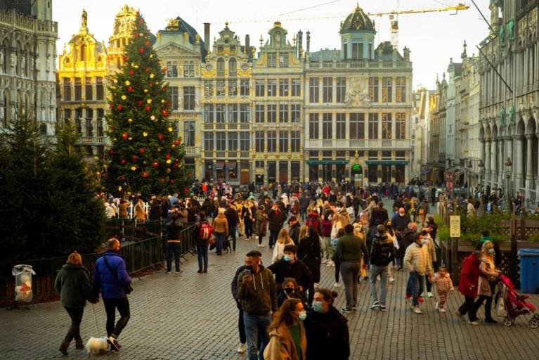 """Drukte op Brusselse Grote Markt en elders in het land: """"Sommige mensen zullen het nooit begrijpen"""""""