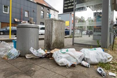 Sluikstort tegengaan door vuilnisbakken wég te halen? Hier willen ze het proberen