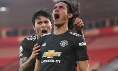 Daar is El Matador! Edinson Cavani bezorgt Manchester United spectaculaire comeback dankzij assist en twee late goals