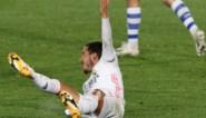 Eden Hazard niet in selectie Real Madrid voor trip naar Donetsk