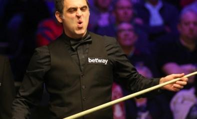 Recordhouder Ronnie O'Sullivan laat zich verrassen door Zwitser op UK Championships