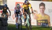 """Trainer en bondscoach zien geen graten in de 'poep' van Wout van Aert: """"Goed dat Wout niet zo scherp staat als in de Tour"""""""