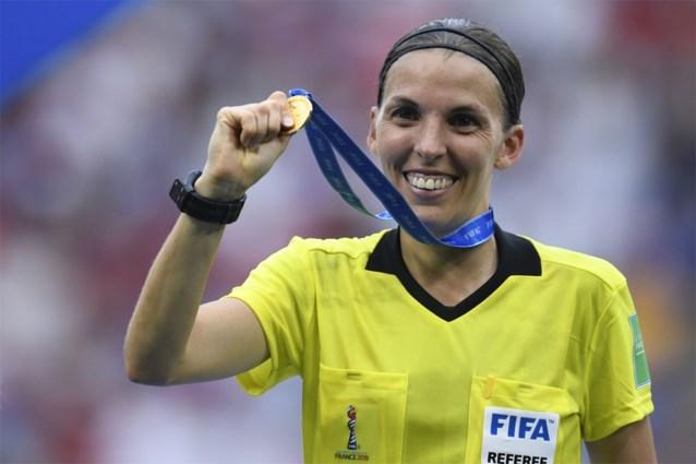 Primeur in de Champions League: eerste vrouwelijke scheidsrechter is een feit