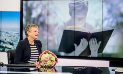 """De dag dat Martine Tanghe zélf het nieuws werd: """"Ik ga elke dag 'Het Journaal' kijken. Met een glas witte wijn"""""""
