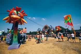 Vermoedelijk dealerduo loopt rond met drugs in onderbroek op festival