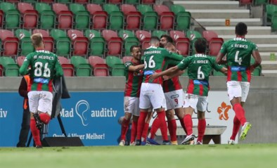Jan Vertonghen boekt met Benfica zege op Madeira