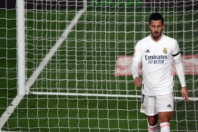 Real Madrid komt met update over blessure Eden Hazard