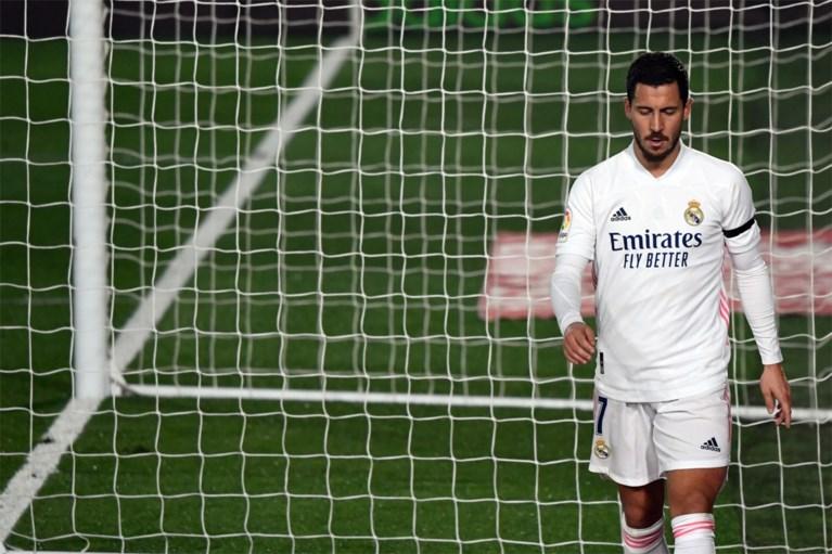 """In Spanje maken ze zich druk om Eden Hazard na nieuwe blessure: """"Er staat een olifant in de kamer waar niemand over wil praten"""""""