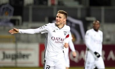 Opmerkelijk foutje op wedstrijdblad Antwerp-OHL