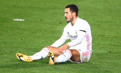 Real Madrid komt met update over blessure Eden Hazard