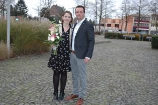 Geert en Jessie in Maasmechelen
