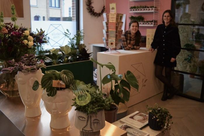 Creatief in coronatijden: zussen starten met bloemen- en plantenwinkel (en communicatiebureau)