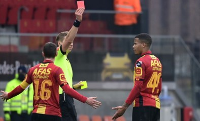 Schorsingsvoorstel na rode kaart Aster Vranckx (KV Mechelen) bekend