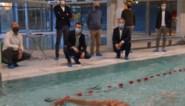 Zwembad aan Hoge Wal pas donderdag open