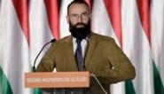 Met xtc-pil op zak via regenpijp gevlucht van verboden seksfeestje met andere mannen: vertrouweling van Hongaarse president neemt ontslag als Europarlementslid
