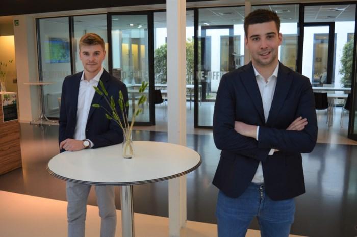 Van luxeonderbroek tot maatpak: Jonas en Jordy verkopen (bedrijfs)kledij op maat