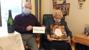 Florine is 103 jaar