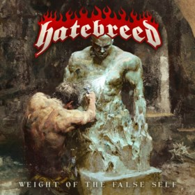 "RECENSIE. 'The weight of the false self' van Hatebreed: ""Knokken met een biertje"" ****"