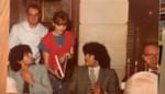 """Hoe broers Erich en Koen in 1983 in hun restaurant kookten voor Maradona: """"Een geblokt ventje, amper een scheet hoog"""""""
