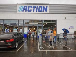 Slecht weer schrikt shoppers af bij heropening van winkels